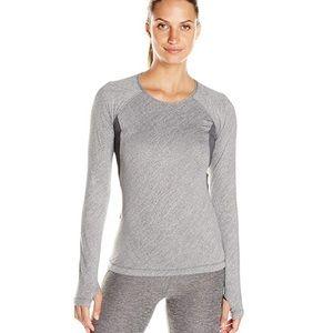 Lole Lynnew Long-Sleeve Top-Gray